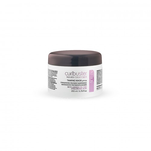 CURLBUSTER KERATIN TREATMENT TAMING MASK